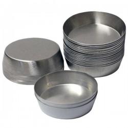 Pot aluminium pour mélange katanaresin x10