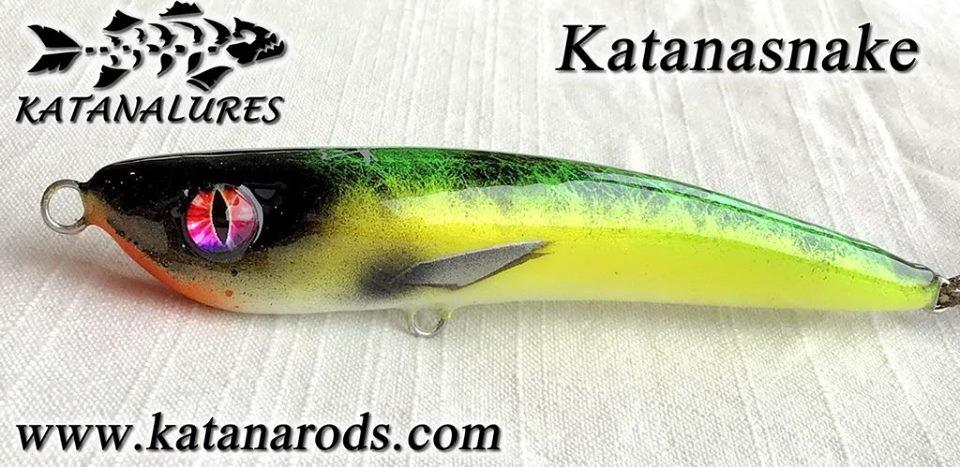 New hardbaits by katanalures